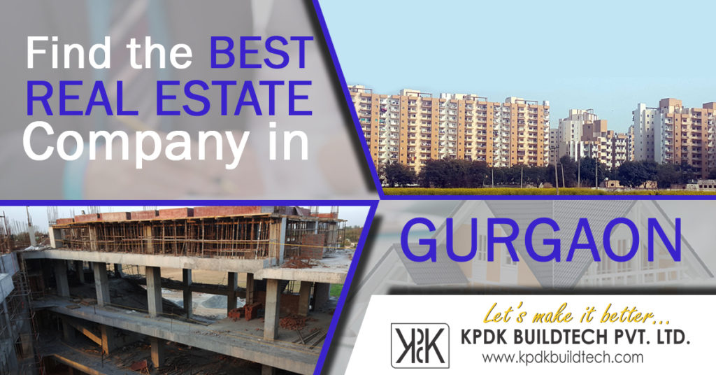 Find the best Real Estate Company in Gurgaon
