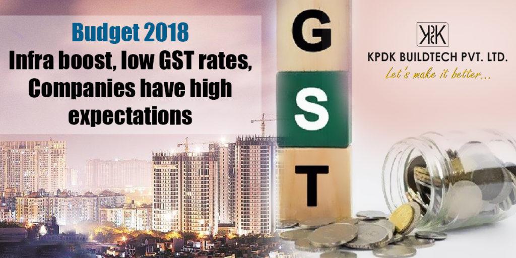 KPDK - Budget 2018